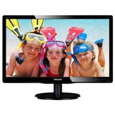 Monitor Philips 220V4LSB, 22'', LED, 1680x1050, DVI, VESA