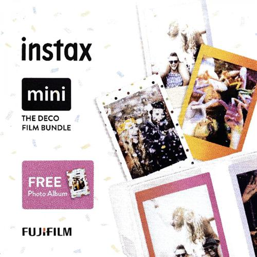 FUJIFILM INSTAX Mini DECO Film (30Ks) 70100144129