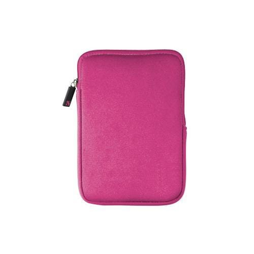 TRUST Bubble sleeve for 7'' tablets - pink