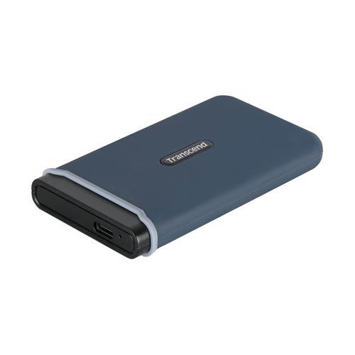 TRANSCEND externý SSD ESD350C 480GB, USB 3.1 Gen.2, Type C TS480GESD350C