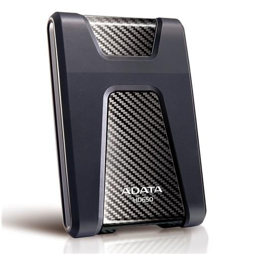 Ext. HDD ADATA HD650, 2TB, 2.5'', USB 3.0, čierny