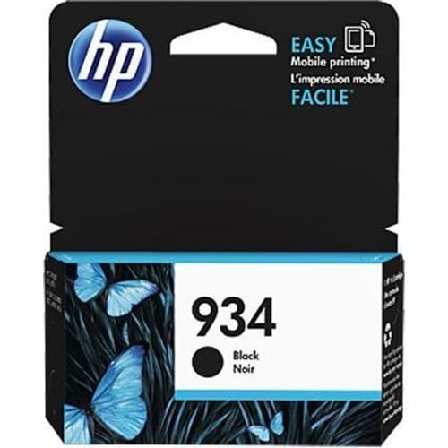 Kazeta HP C2P19AE No.934 čierna