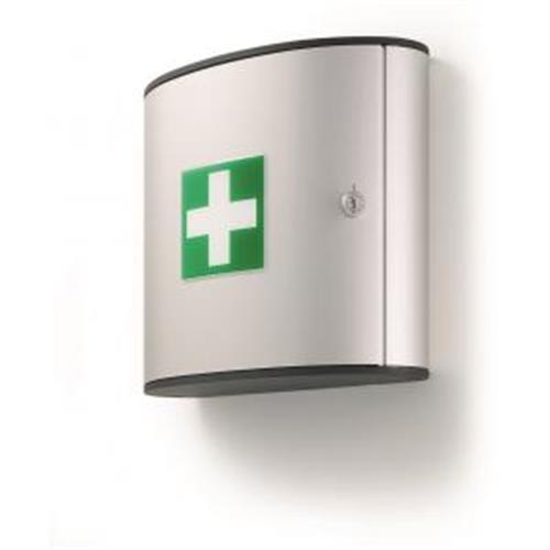 Lekárnička s 2 priehradkami DURABLE FIRST AID BOX M bez náplne DU197023