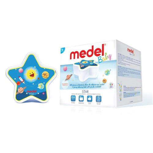 MEDEL BABY STAR Pneumatický piestový inhalátor pre deti 529957