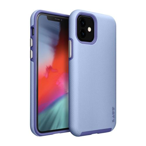 LAUT Shield – Case for iPhone 11, Lilac LAUT-IP19M-SH-PU