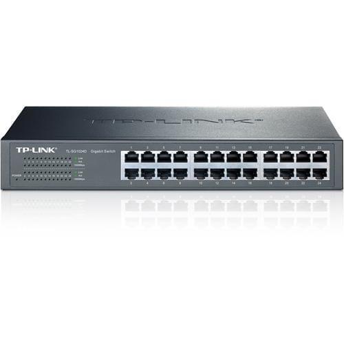 TP-Link TL-SG1024D 24xRJ45 10/100/1000Mbps switch