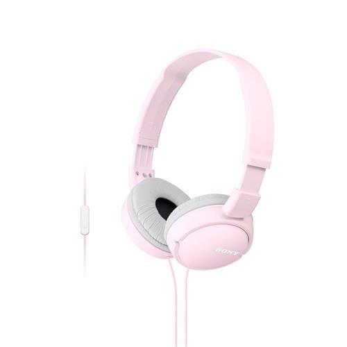 Slúchadlá Sony MDR-ZX110AP handsfree, ružové MDRZX110APP.CE7