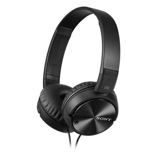 Slúchadlá Sony MDR-ZX110NA, Black MDRZX110NAB.CE7