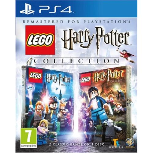 PS4 - LEGO Harry Potter Collection 5051892203739
