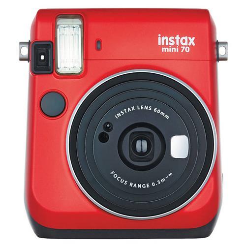 Fujifilm INSTAX MINI 70 - Red 16513889
