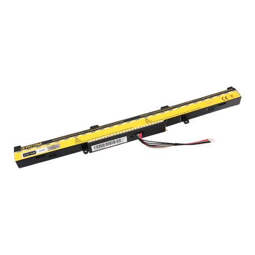 PATONA batéria pre ntb ASUS A41-X550E 2200mAh Li-Ion 14,4V PT2750