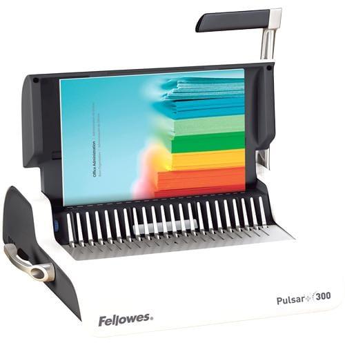 Viazač Fellowes Pulsar + 300/ručné dierovanie/17listov-80gr./38mm- 300listov8/300mm FELPULSARPLUS