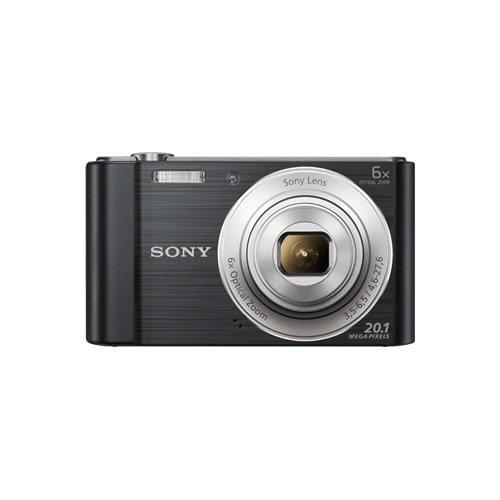 """Fotoaparát SONY DSC-W810B, 20,1Mpx, f/3.5-6.5, 6x zoom, 2.7""""LCD, čierny DSCW810B.CE3"""