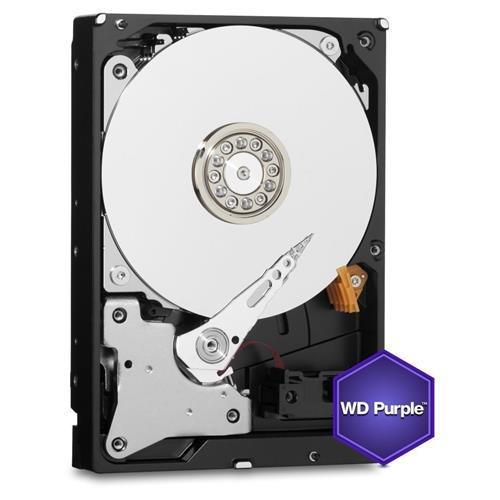 HDD 8TB WD82PURZ Purple 256MB 7200rpm SATAIII