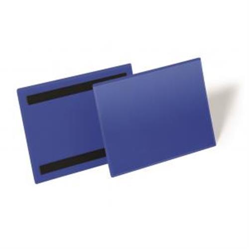 Magnetické vrecko na dokumenty 210x148mm na šírku 50ks DU174307