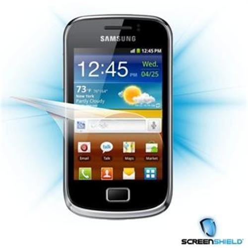 Screenshield fólia na displej pre Samsung Galaxy mini II (S6500) SAM-S6500-D