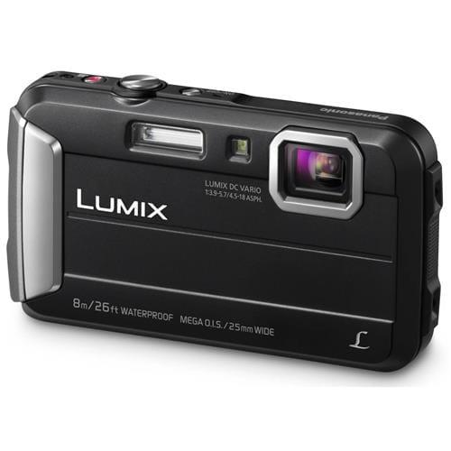 Fotoaparát Panasonic DMC-FT30EP-K, 16Mpx, 4x zoom 25mm OIS, HD, vodotesný 8m, čierny