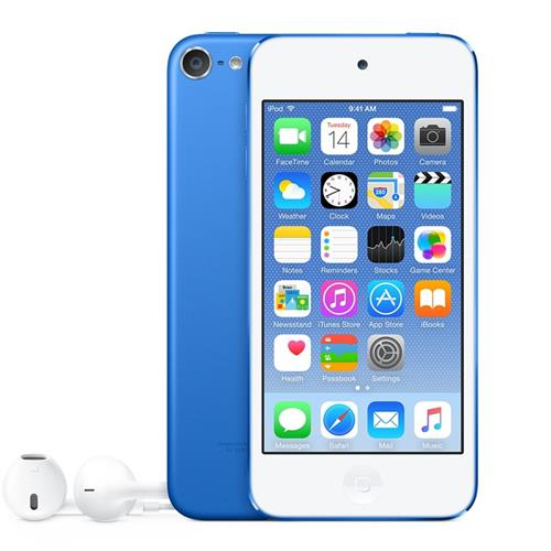 Apple iPod touch 128GB - Blue MKWP2HC/A