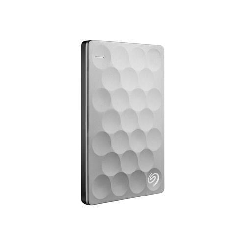 Ext. HDD 2,5'' Seagate BackupPlus Slim 2TB titanium STEH2000200