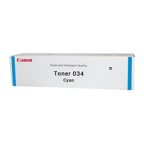 Toner CANON 034 Cyan iR C1225, iC MF810/820 9453B001