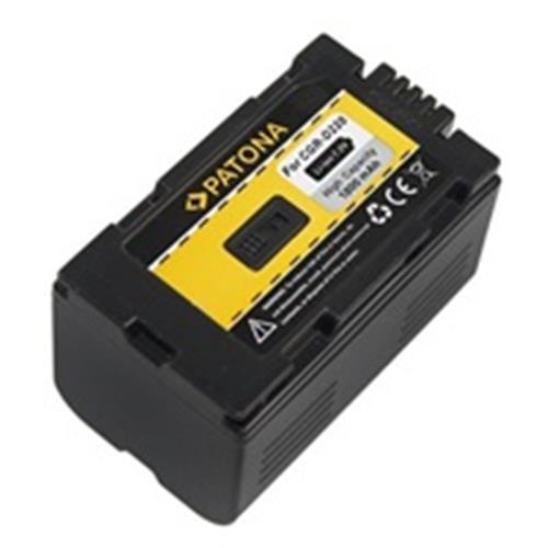 PATONA batéria pre foto Panasonic CGR D220 1600mAh PT1047