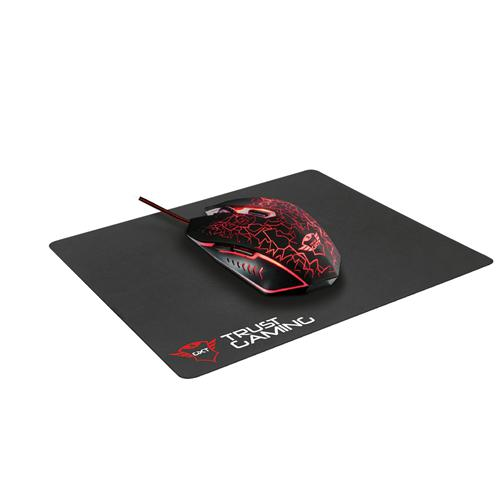 TRUST GXT 783 Gaming Mouse + Mouse Pad 22736