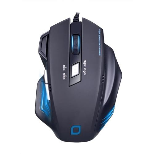 Myš EVOLVEO MG648 herná, 2400DPI