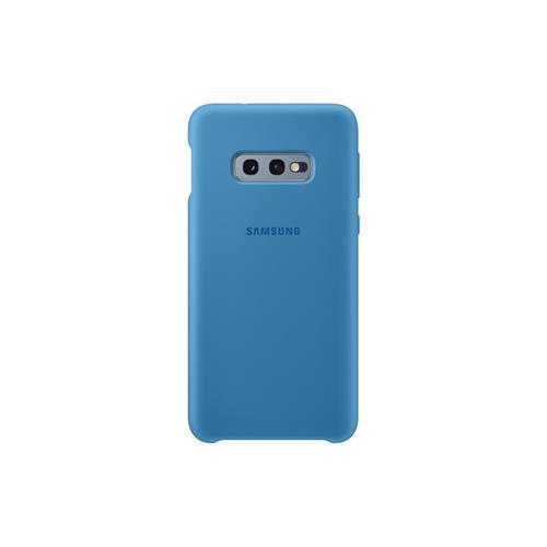 Samsung Silicone Cover S10e Blue EF-PG970TLEGWW