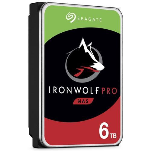 HDD 6TB Seagate IronWolf Pro 256MB SATAIII NAS 5RZ ST6000NE000