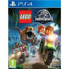 PS4 hra - LEGO Jurassic World