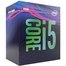 CPU Intel Core i5-9600 BOX (3.1GHz, LGA1151, VGA)