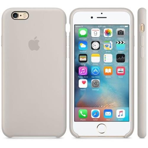 Apple iPhone 6S Silicone Case Stone