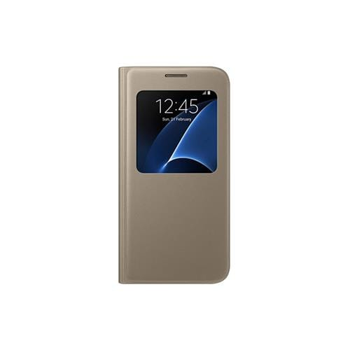 Samsung S View Cover pre S7 (G930) Gold