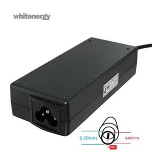 Whitenergy AC adaptér 19.5V/3A 60W konektor6.5x4.4 mm + pin
