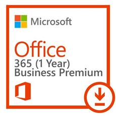 Microsoft Office 365 Business Premium All Languages 1rok ESD