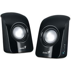 Reproduktory GENIUS SP-U115 1,5W USB black
