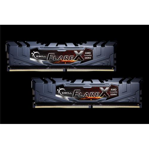 G.Skill Flare X (for AMD) DDR4 16GB (2x8GB) 3200MHz CL14 1.35V XMP 2.0