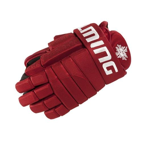 SALMING Glove M11 Red, 12