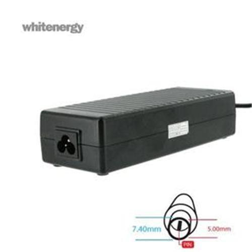 Whitenergy AC adaptér 18.5V/6.5A 120W konektor7.4x5.0 mm + pin 04858