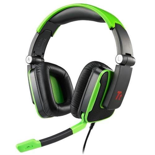 Headset Tt eSPORTS Headset Console One / Support PC, XBox, PS3