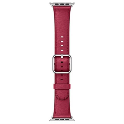 Apple 38mm Berry Classic Buckle mpwm2zm/a