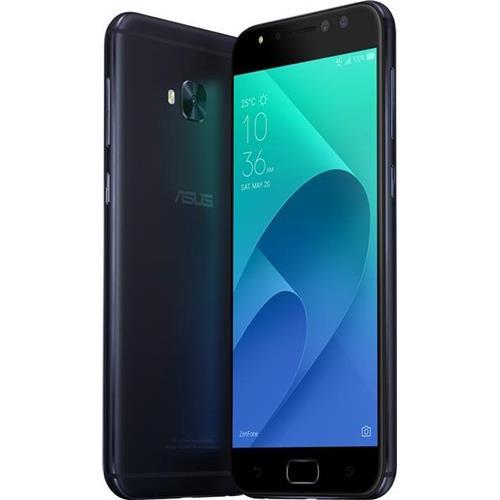 """ASUS ZenFone 4 Selfie PRO ZD552KL 5,5""""FHD Amo Octa-core (2,0GHz) 4GB 64GB Cam24+5/16MP Dual SIM LTE Android 7.0 čierny ZD552KL-5A001WW"""