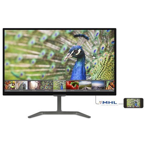 24'' LED Philips 246E7QDAB-FHD,PLS,HDMI,rep 246E7QDAB/00
