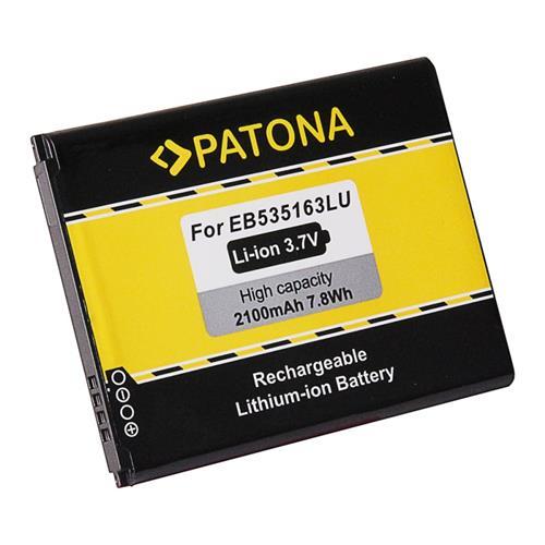 PATONA batéria pre mobilný telefón Samsung EB535163LU 2100mAh 3,7V Li-Ion PT3103