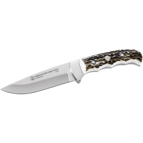 Vreckový nožík pre vonkajšie použite Hunter Puma IP 816050 651917