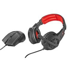 Trust slúchadlá GXT 784 GAMING HEADSET & MOUSE