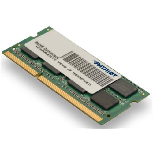 SO-DIMM 4GB DDR3-1600MHz PATRIOT CL11 DR