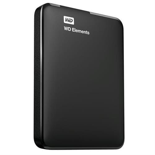 "Ext. HDD WD Elements Portable 2TB, 2.5"", USB3.0, čierny WDBU6Y0020BBK-EESN"