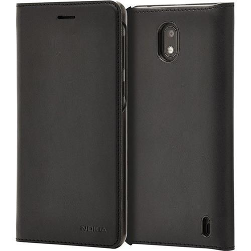 Nokia CP-304 Slim Flip Cover pre Nokia 2 Black 1A21QGR00VA