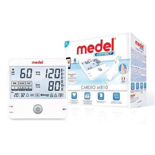 MEDEL CARDIO MB 10 Ramenný tlakomer s Bluetooth a EKG 529940